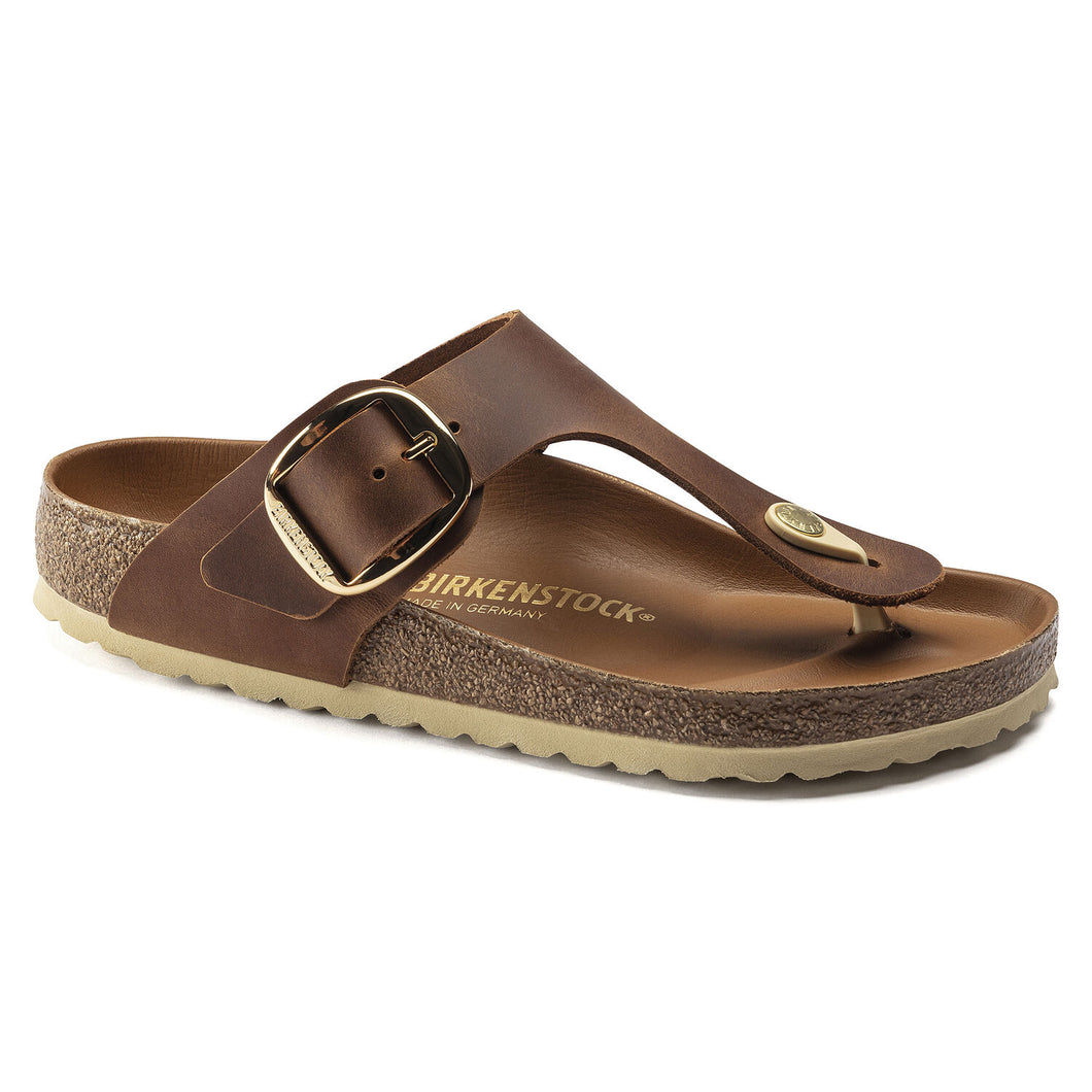 BIRKENSTOCK GIZEH BIG BUCKLE - 1018745