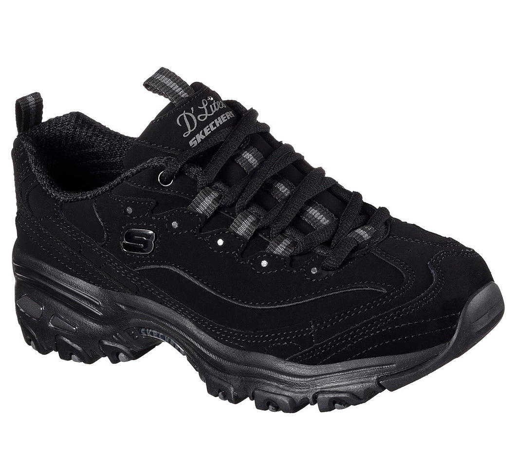 SKECHERS USA INC. D'LITES PLAY ON  - 11949BBK