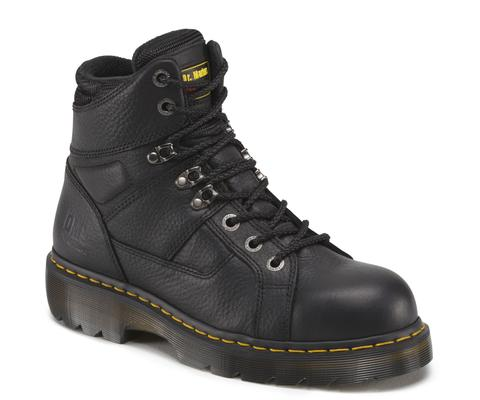 DR. MARTENS STEEL TOE BOOT - R12721001