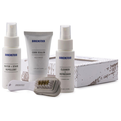 BIRKENSTOCK DELUXE SHOE CARE KIT - 40006