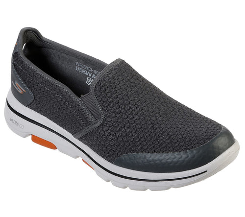 SKECHERS USA INC. MENS MESH SLIP ON - 55510CHAR