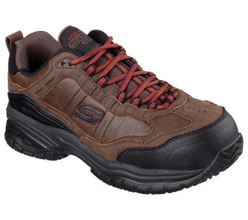 SKECHERS WORK USA INC. SLIP RESISTANT COMP - 77059CDB