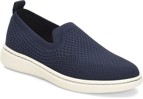 BORN SHOES NAVY PATTON KNIT - BR0002634
