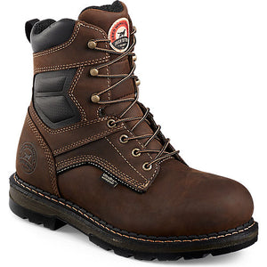 "IRISH SETTER BY RED WING 8"" WP SAFETY TOE - 83800"