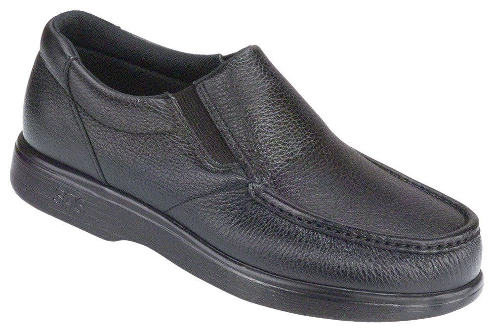SAS SHOEMAKERS SIDE-GORE - SIDEGORE/BLK