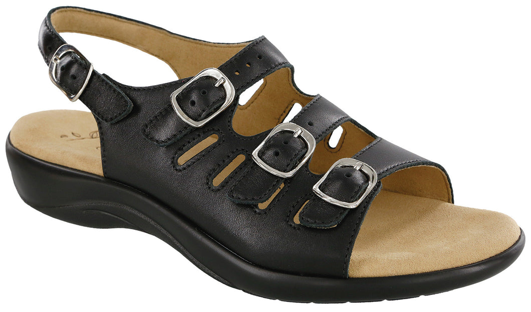 SAS SHOEMAKERS MYSTIC - MYSTIC/BLACK