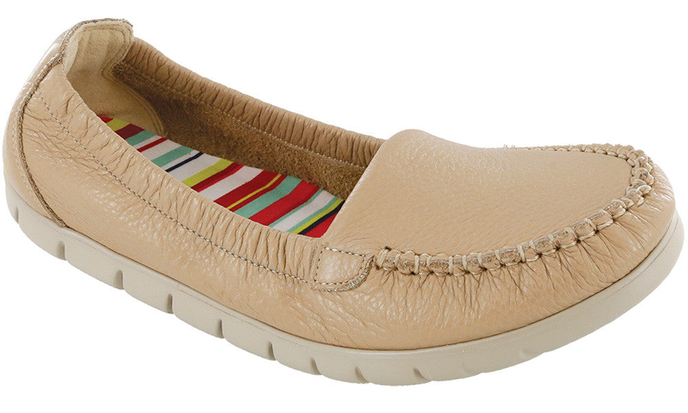 SAS SHOEMAKERS SUNNY - SUNNY/LATTE