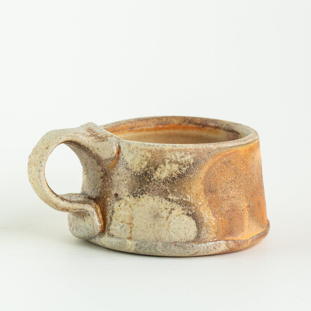 Wood Fired Mini Mug #2