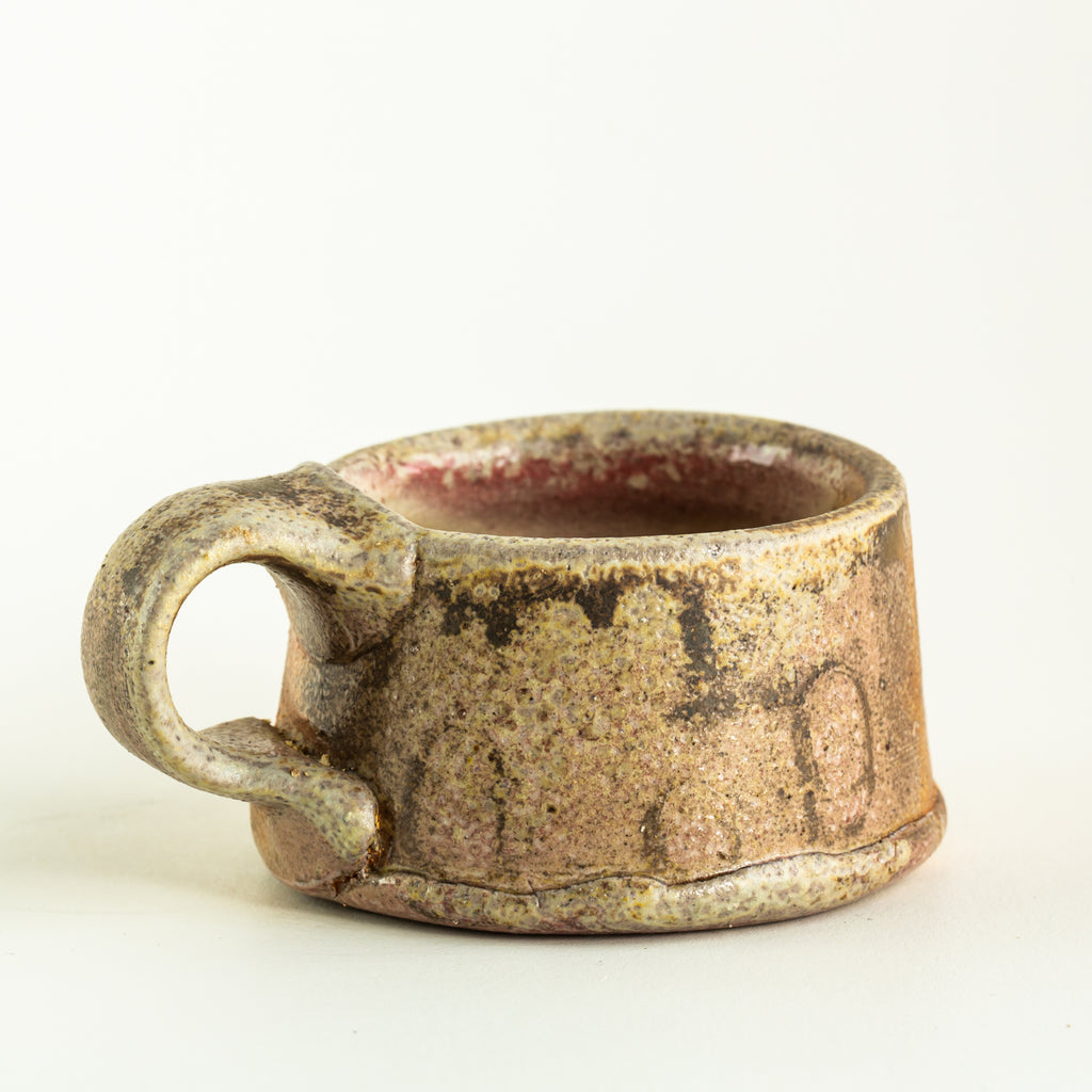 Wood Fired Mini Mug #6