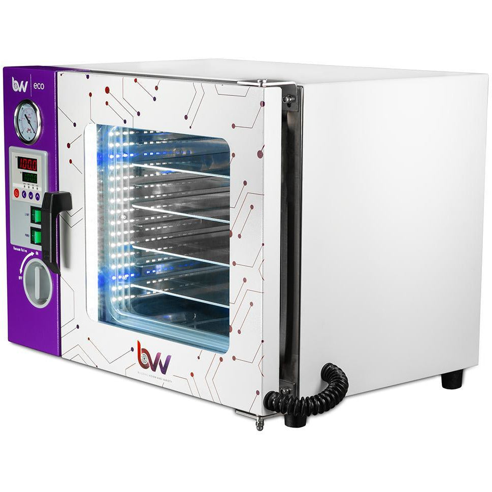 0.9CF ECO Vacuum Oven - 4 Wall Heating, LED display, LED's - 4 Shelves Standard Shop All Categories BVV