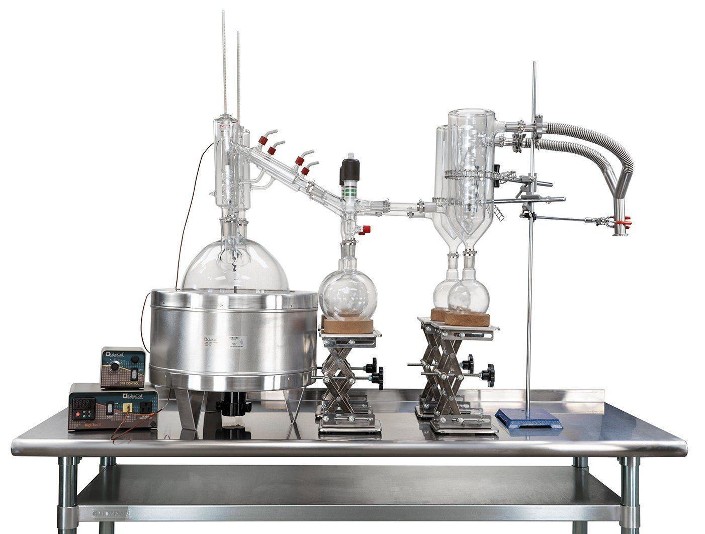 10L Neocision Dual Head Short Path Distillation Turnkey System Shop All Categories Neocision