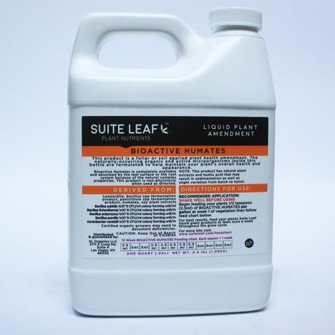Bioactive Humates New Products Suite Leaf