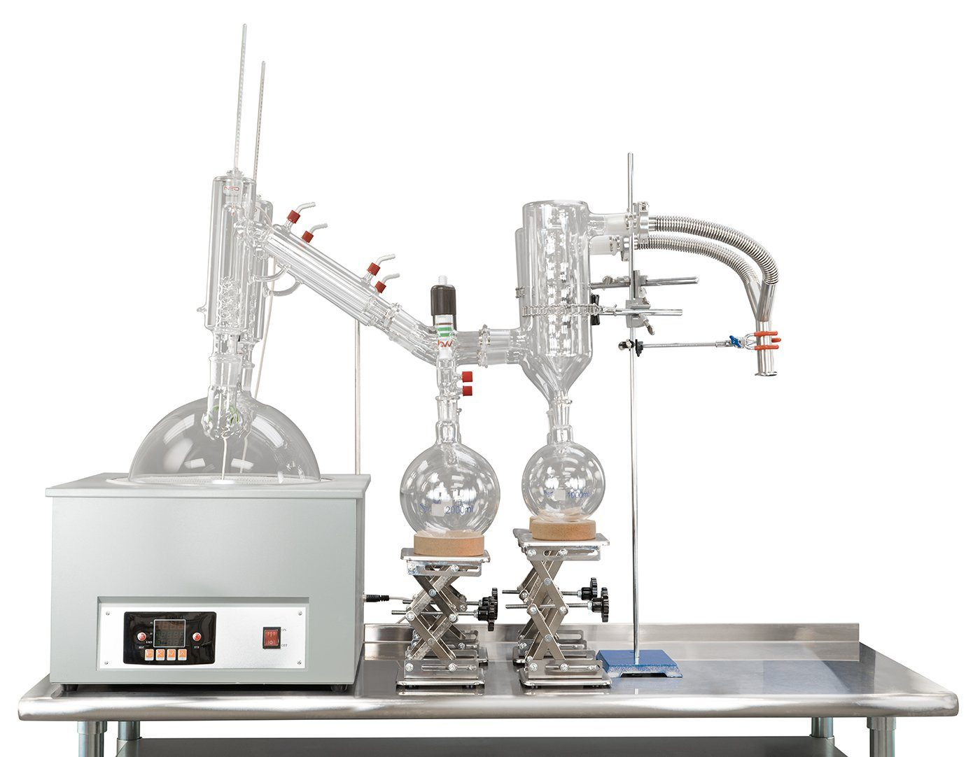 20L Neocision Dual Head Short Path Distillation Kit Shop All Categories Neocision