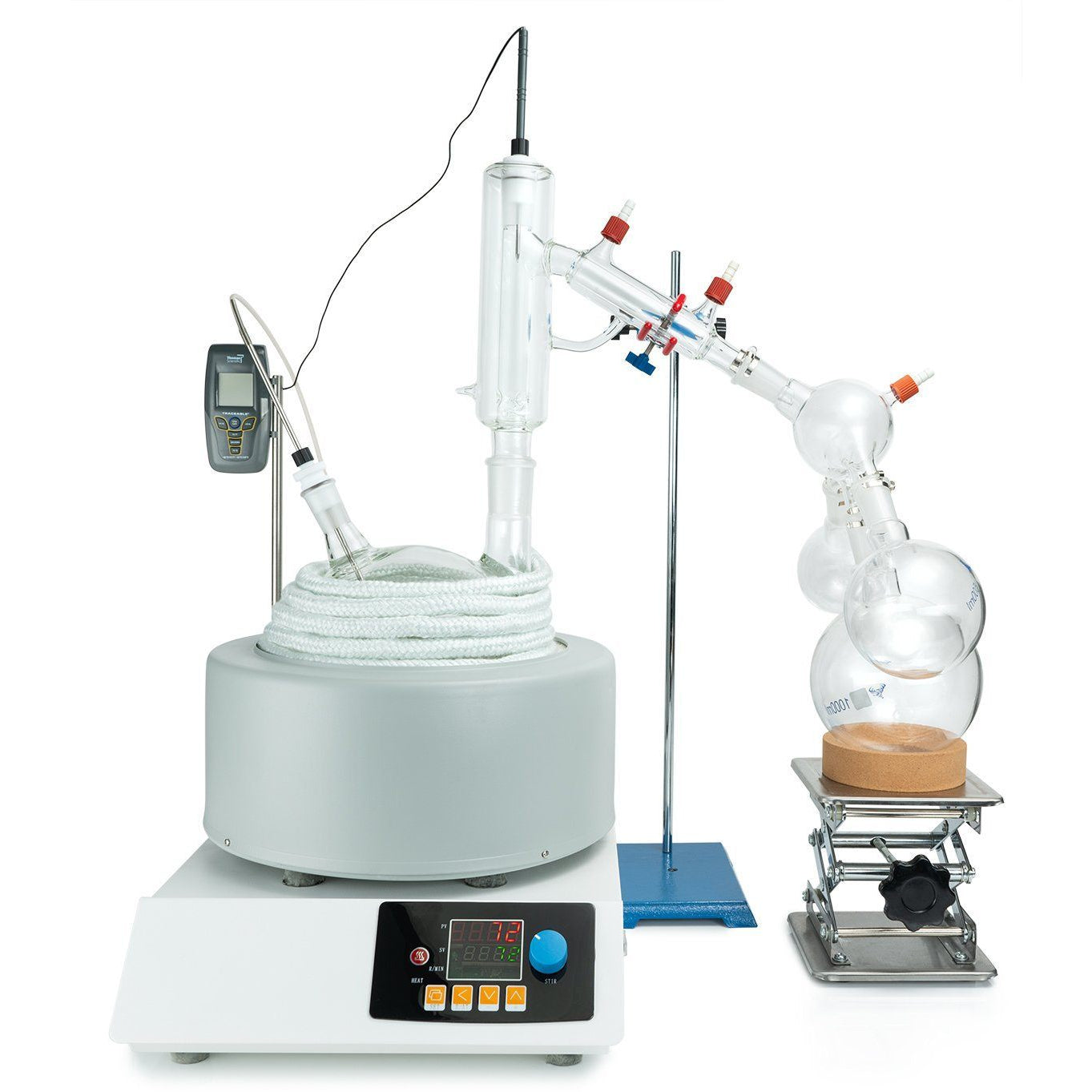 5L Short Path Distillation Kit with P5 Distillation Head Shop All Categories BVV Default Title