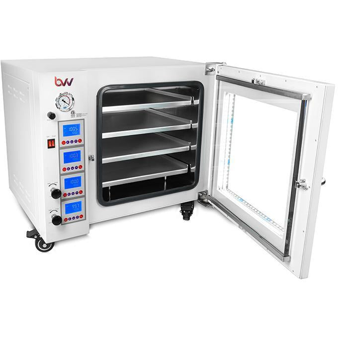 3.2CF BVV Neocision Lab Certified Vacuum Oven and VE280 9CFM Two Stage Vacuum Pump New Products BVV