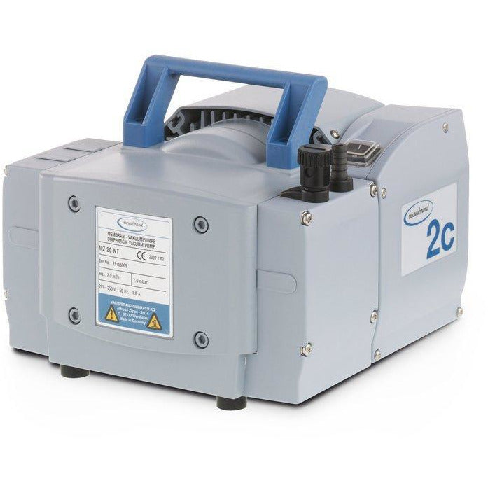 Vacuubrand MZ 2C NT 1.4 CFM Chemistry Diaphragm Pump 110V Shop All Categories Vacuubrand