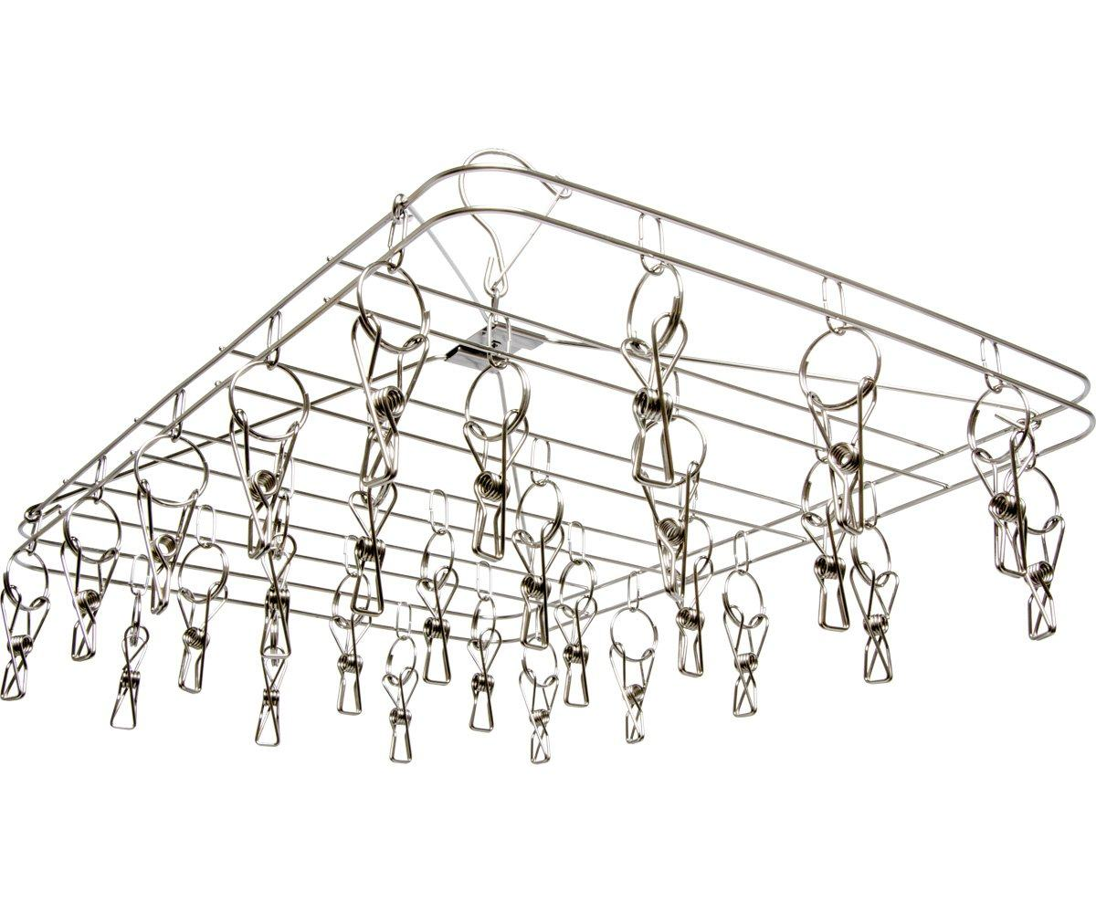 STACK!T 28 Clip Stainless Steel Drying Rack STACK!T