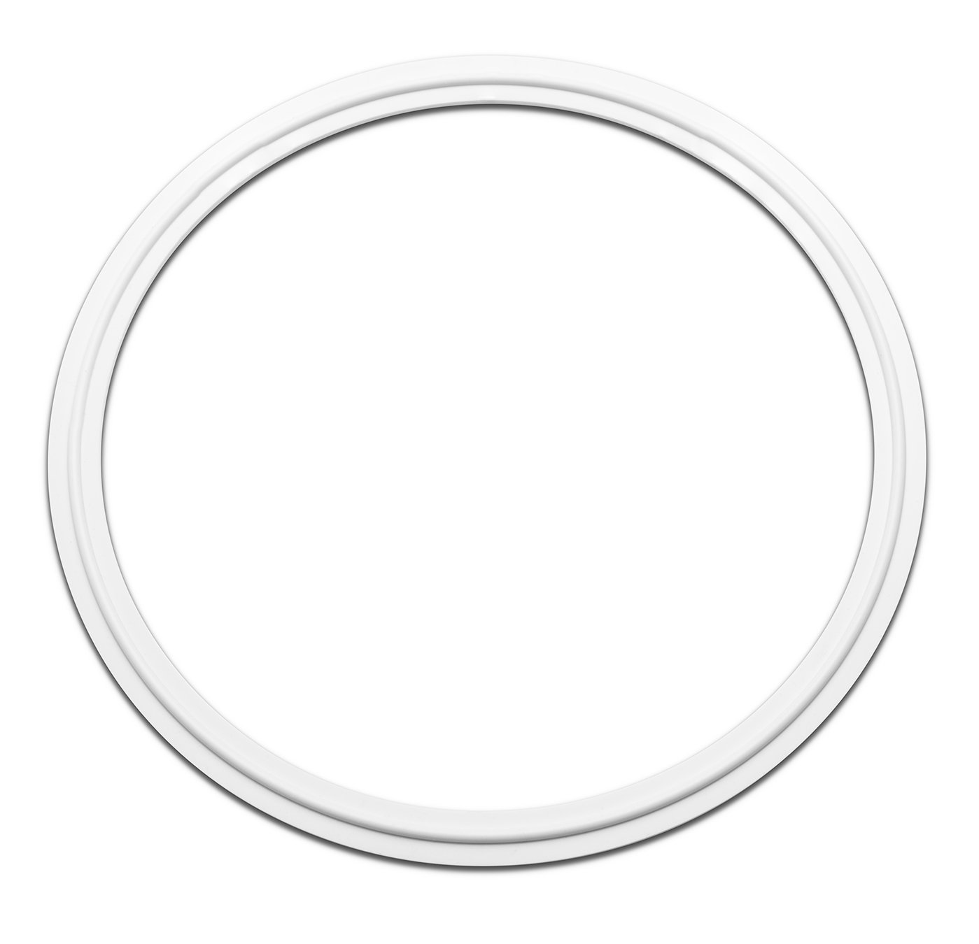 Silicone Tri-Clamp Gaskets Shop All Categories BVV 6-inch