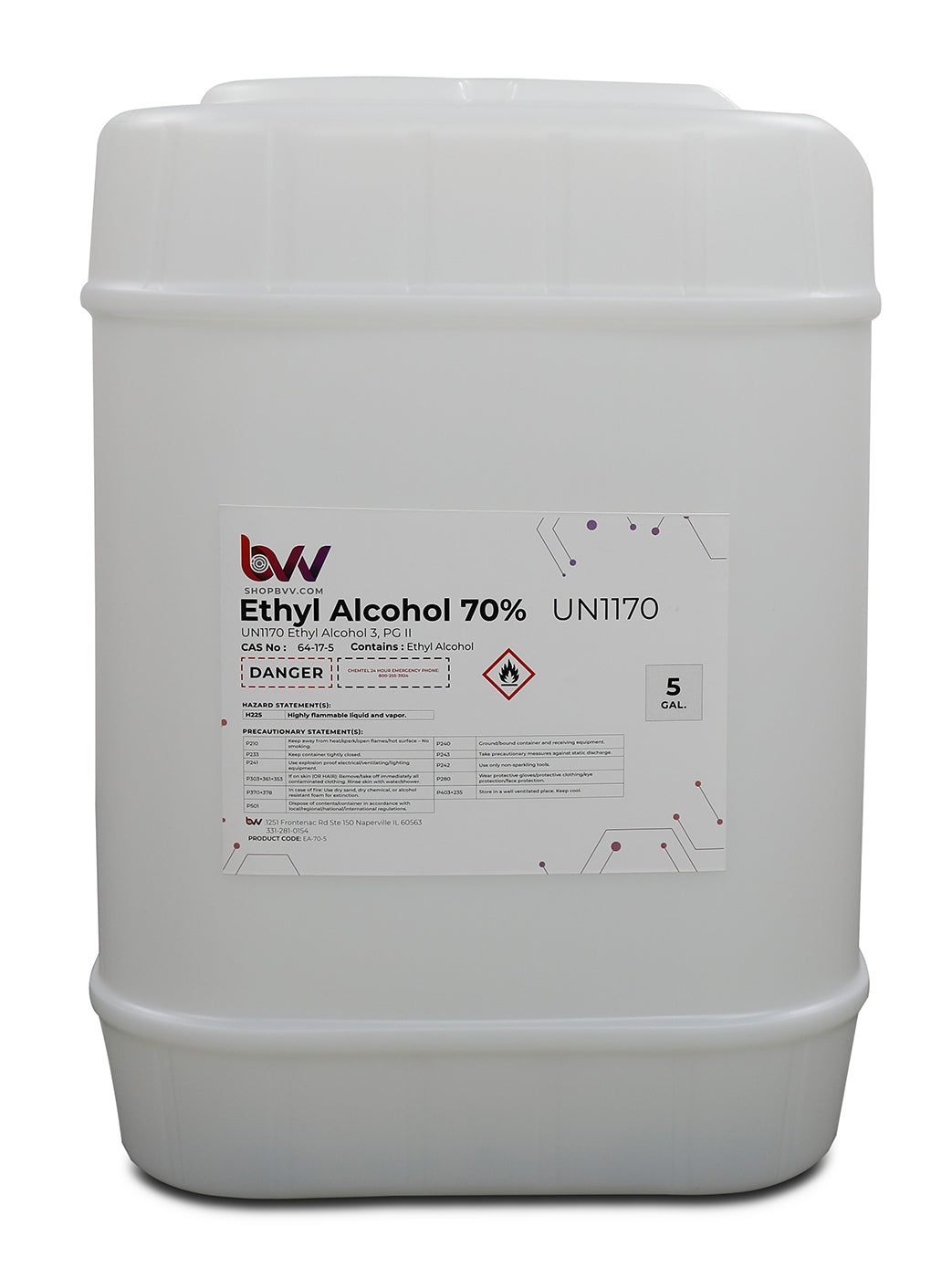 Ethyl Alcohol 70%