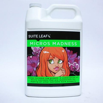 Micros Madness New Products Suite Leaf 1 Quart