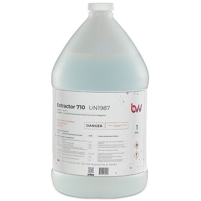 BVV Ultra High Purity 710 Extraction Solvent Shop Brands BVV 1 Gallon