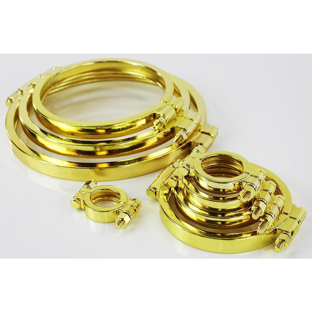 Gold High Pressure Clamps Shop All Categories BVV