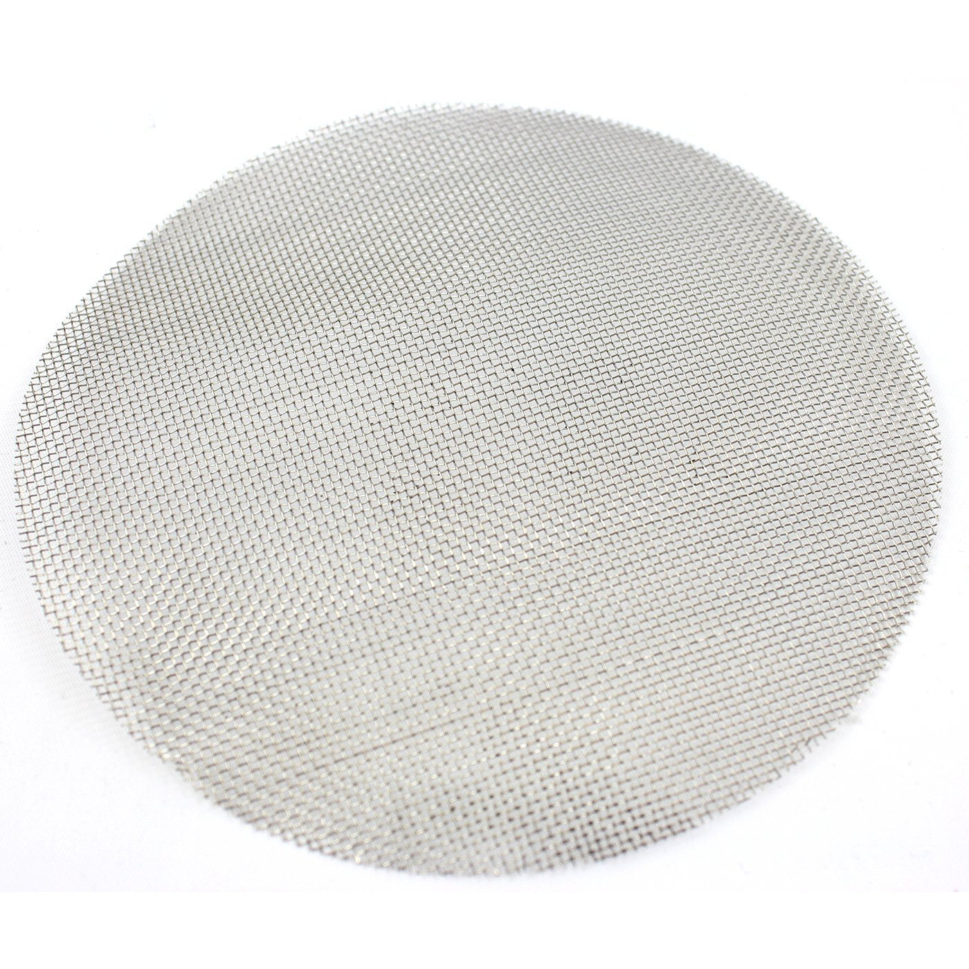 Pre-Cut Stainless Steel Mesh for Tri-Clamp Filter Plates 100 Mesh (150 Micron) 1.5-inch