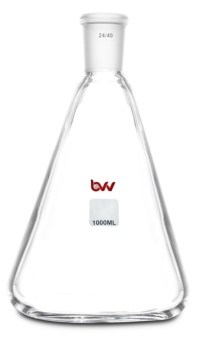 Conical Flask Shop All Categories BVV 250ml