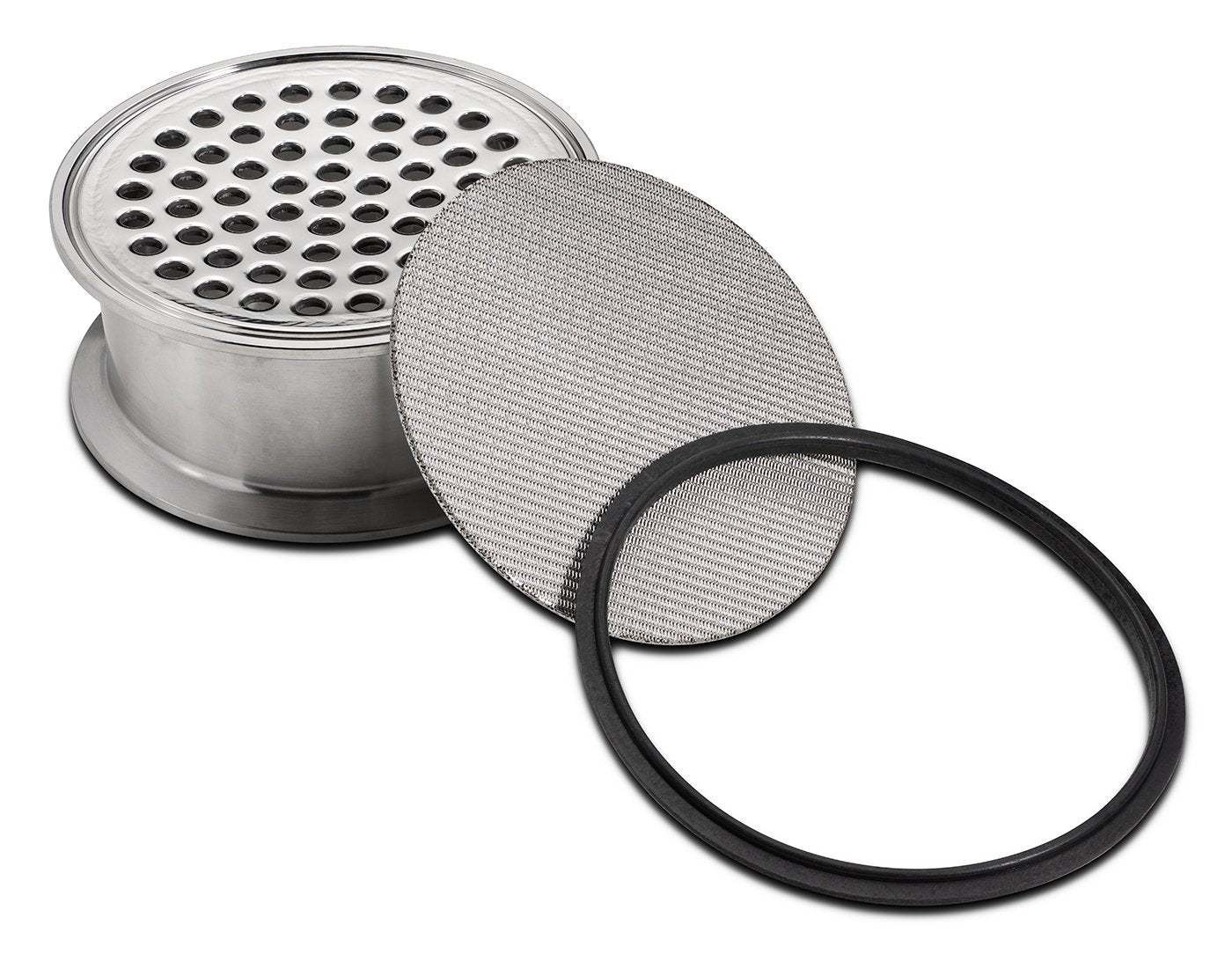 316L Stainless Dutch Weave Sintered Filter Disk 1 micron and up Shop All Categories BVV