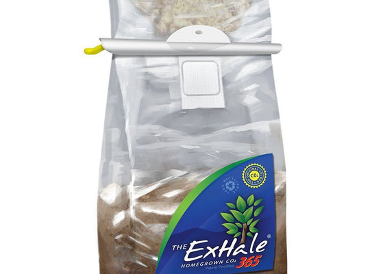 ExHale 365 Self Activated CO2 Bag Hydroponic Center Exhale C02