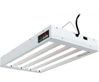 Agrobrite T5 2' Fixture with Lamps Hydroponic Center Agrobrite