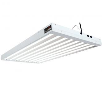 Agrobrite T5 4' Fixture with Lamps Hydroponic Center Agrobrite 432W 8-Tube
