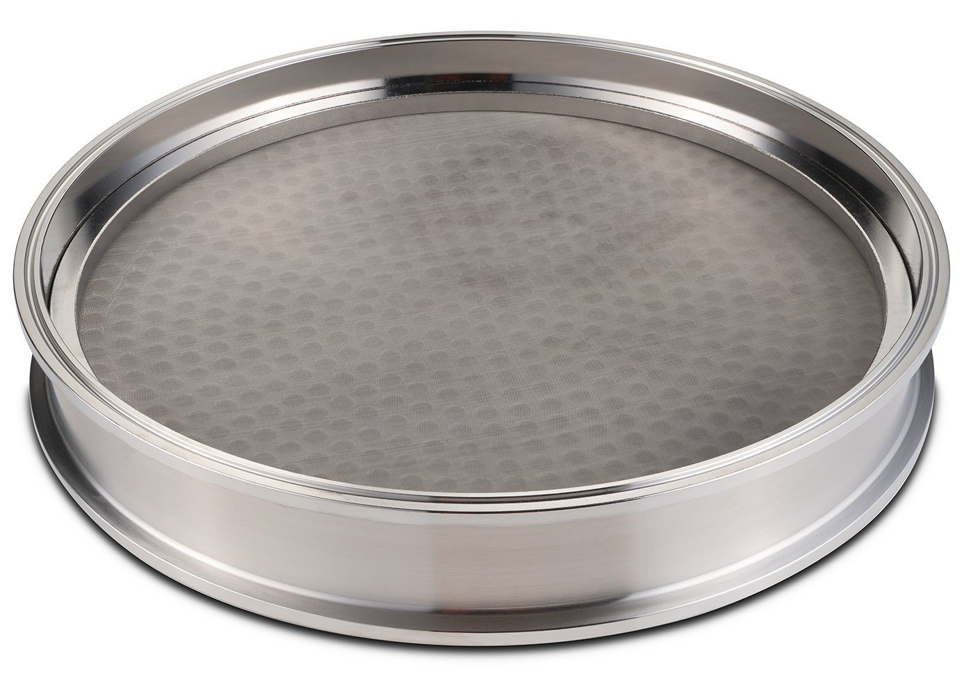 BVV 1.5 Inch 304 Stainless Steel Tri-Clamp Filter Plate