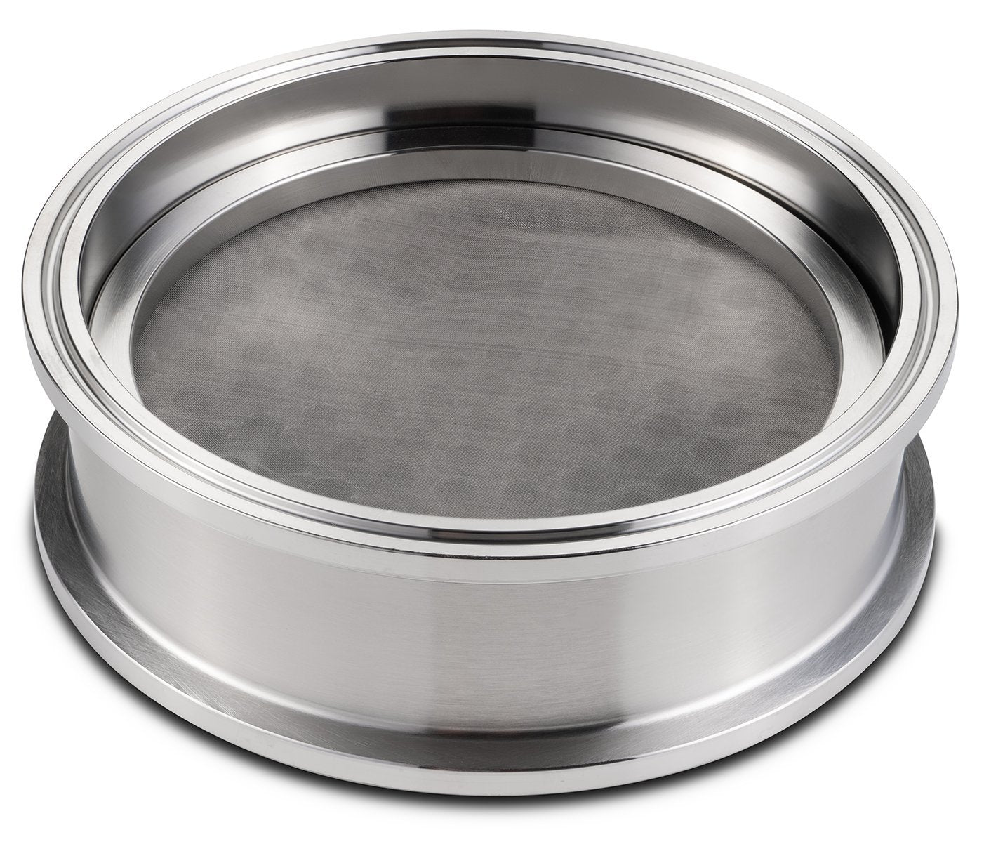 BVV 2 Inch 304 Stainless Steel Tri-Clamp Filter Plate