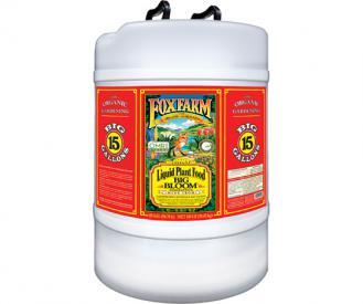 FoxFarm Big Bloom Liquid Concentrate Hydroponic Center FoxFarm Big Bloom Liquid Concentrate 15 gal