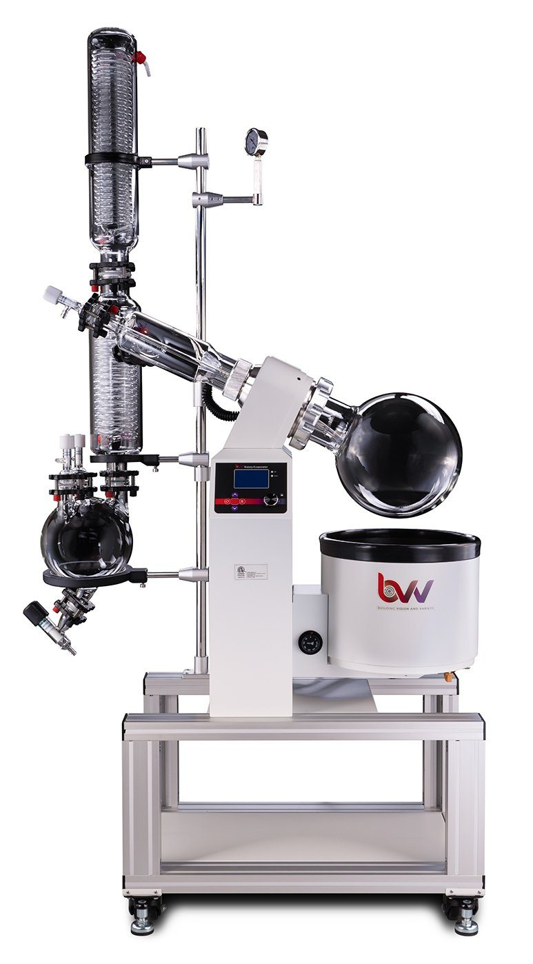 10L Neocision ETL Lab Certified Rotary Evaporator Turnkey System New Products BVV
