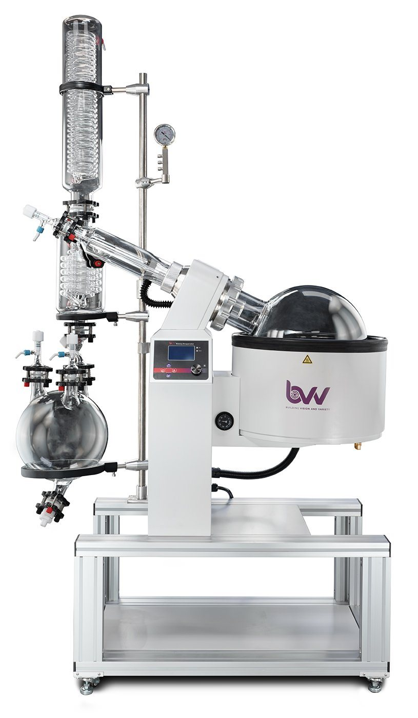 20L Neocision ETL Lab Certified Rotary Evaporator Turnkey System New Products BVV