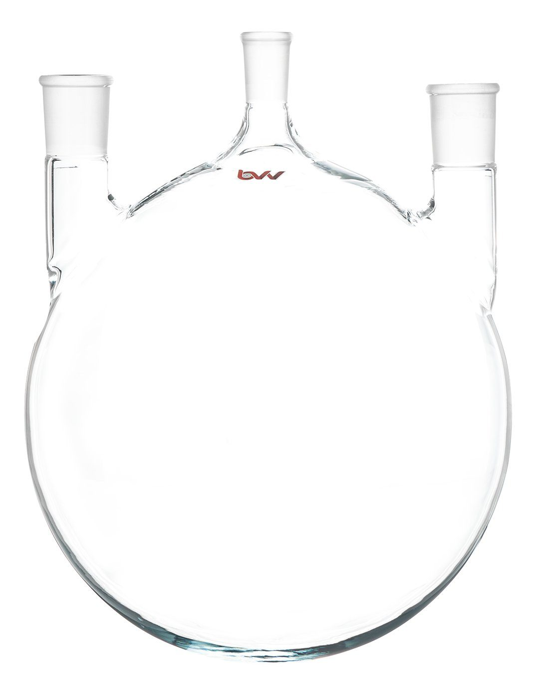 3 Neck Heavy Wall Round Bottom Flask - USA Made Shop All Categories BVV 10000ml