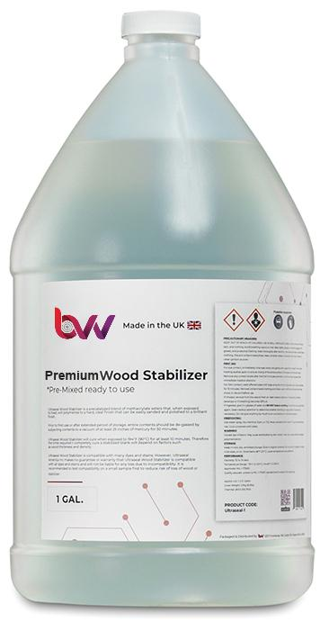 Premium Wood Stabilizer New Products BVV 1 Gallon