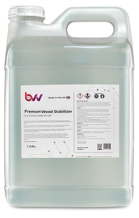 Premium Wood Stabilizer New Products BVV 2.5 Gallon