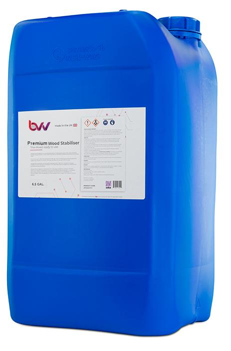 Premium Wood Stabilizer New Products BVV 6.5 Gallon