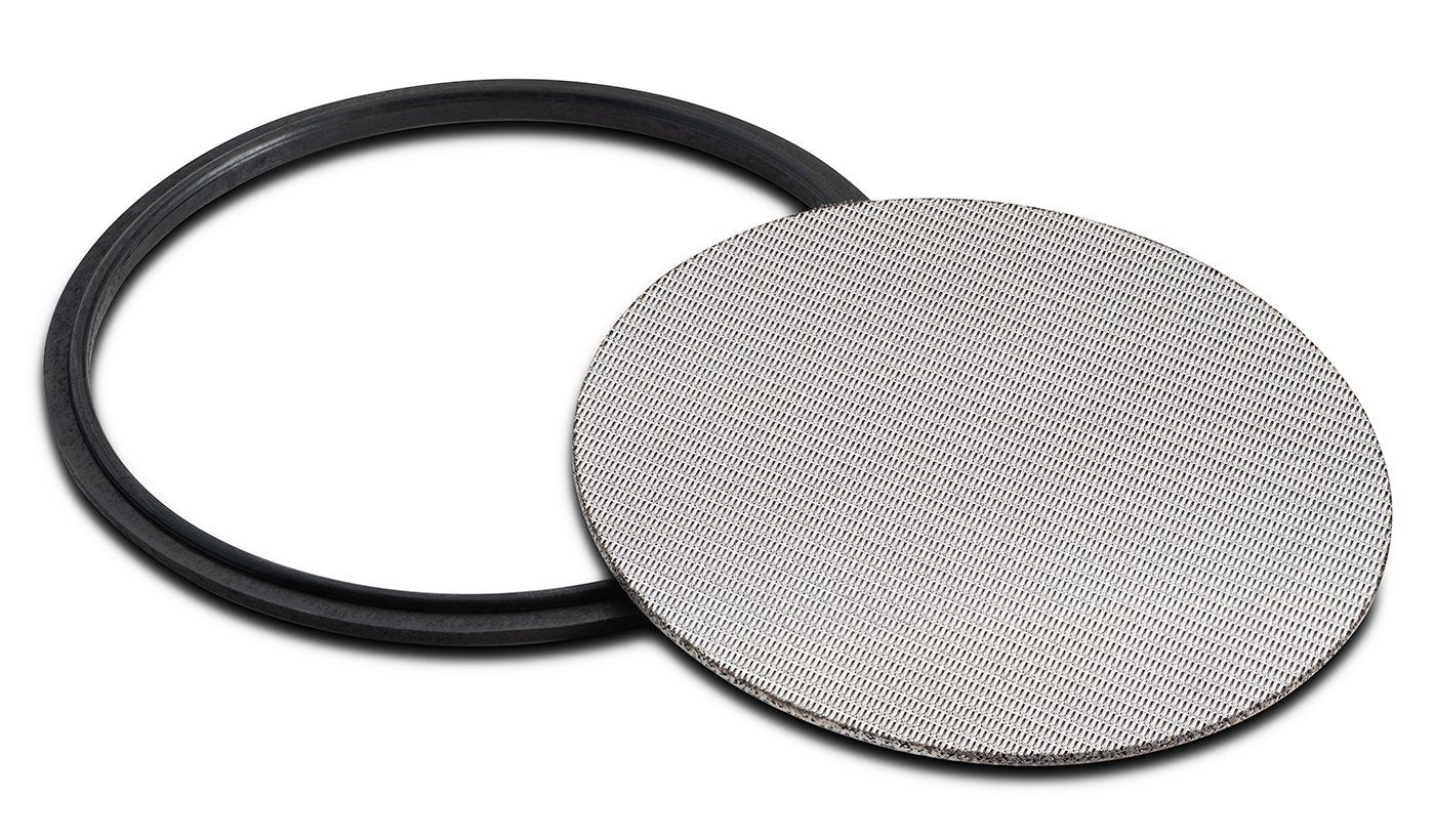 "316L Stainless Dutch Weave Sintered Filter Disk 1 micron and up Shop All Categories BVV 4"" 1 Micron"
