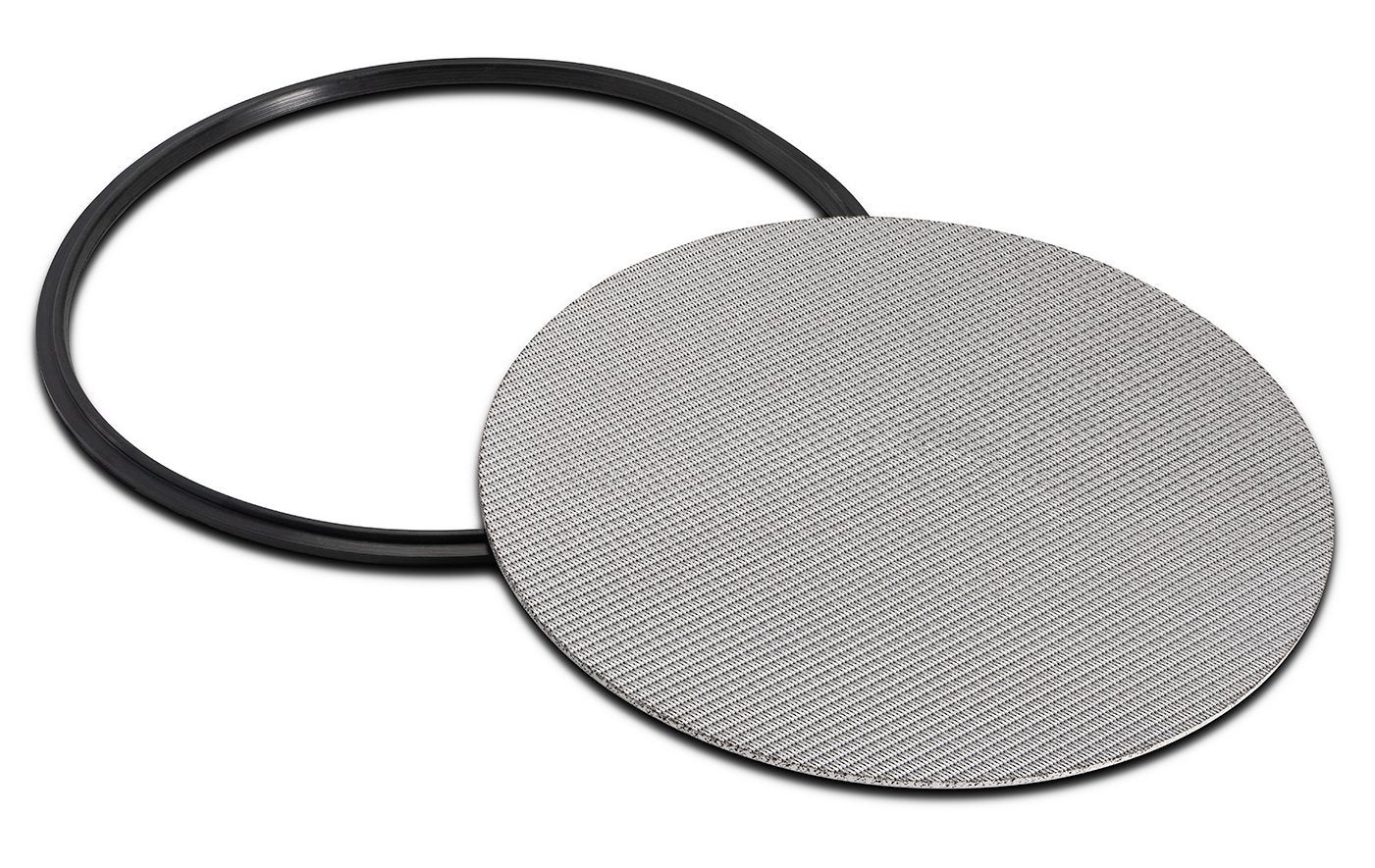 "316L Stainless Dutch Weave Sintered Filter Disk 1 micron and up Shop All Categories BVV 6"" 1 Micron"