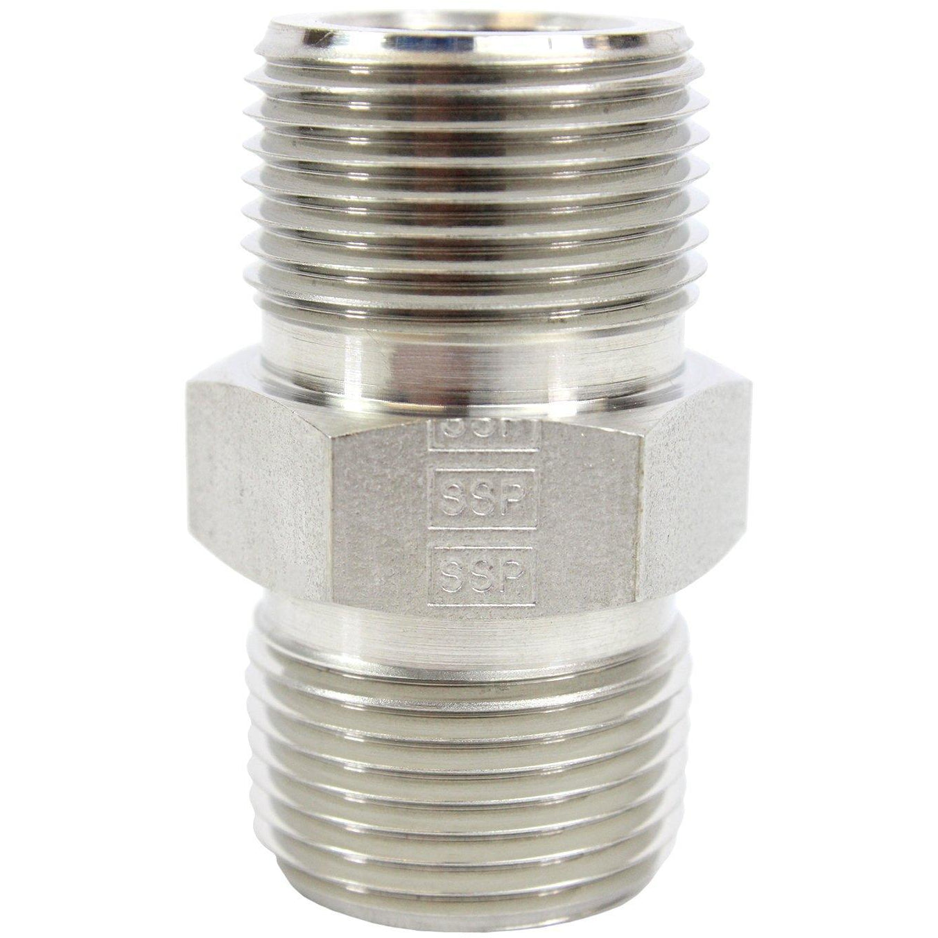 SSP - Hex Nipple Shop All Categories SSP Corporation 1/4-inch