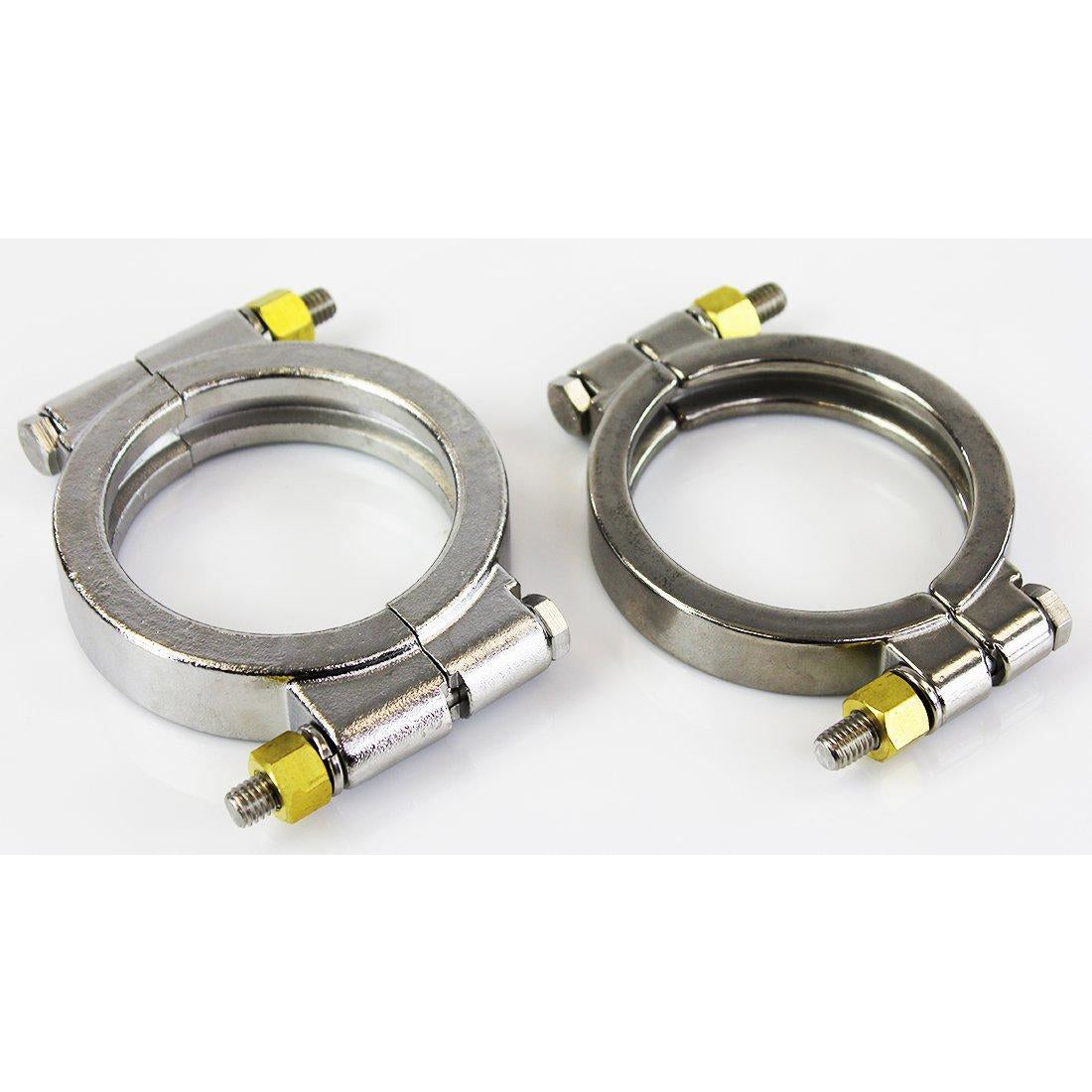 Pro Series High Pressure Clamps