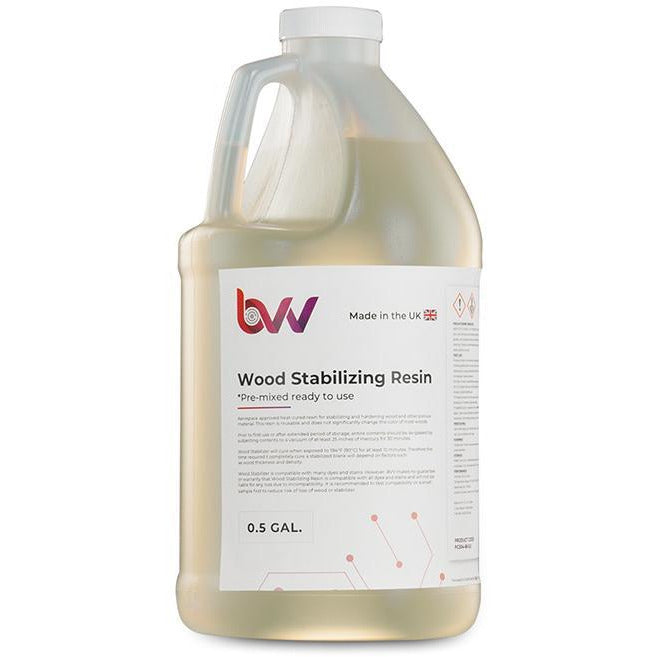 Wood Stabilizing Resin | BVV
