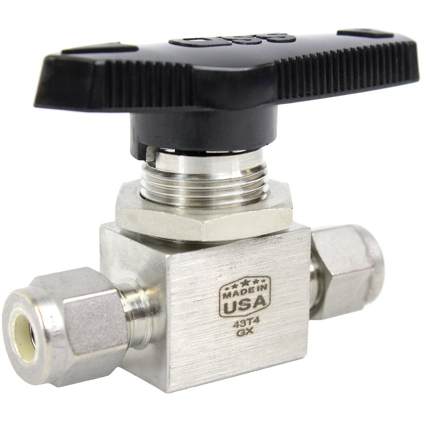 SSP - 2 Way Ball Valve - Fractional Tube Fitting Shop All Categories SSP Corporation
