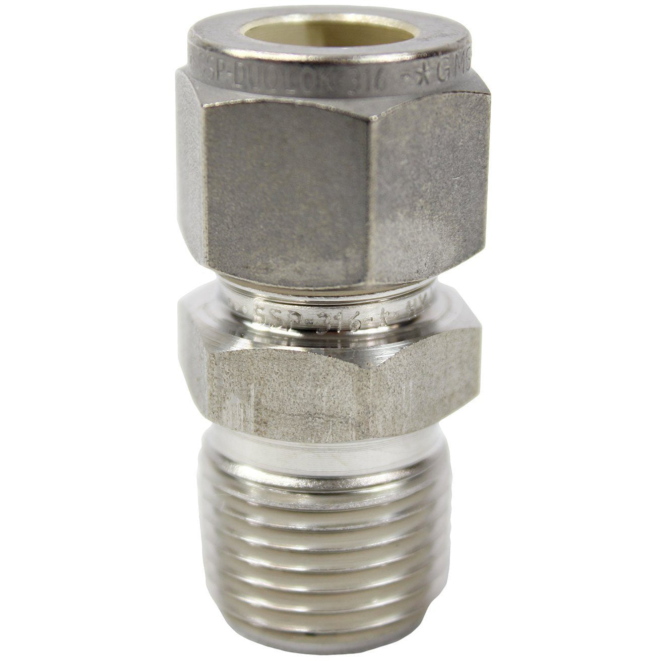 SSP - Male Connector Shop All Categories SSP Corporation 1/4-inch X 1/4-inch MNPT