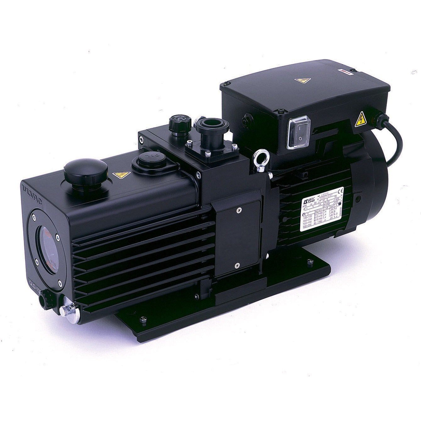 ULVAC GLD-137CC Direct Drive Oil-Sealed Rotary Vacuum Pump New Products ULVAC
