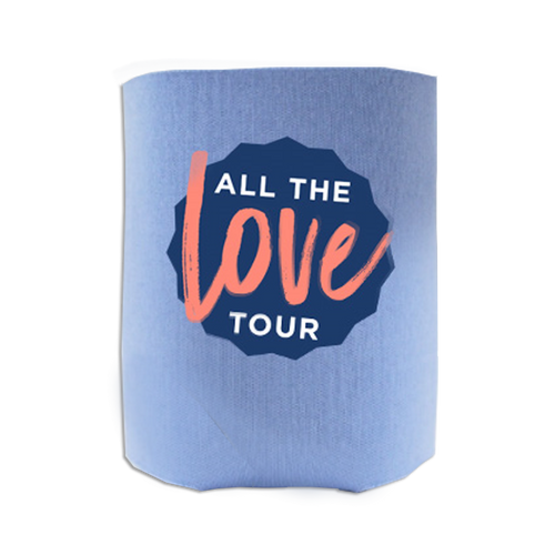 All The Love Koozie